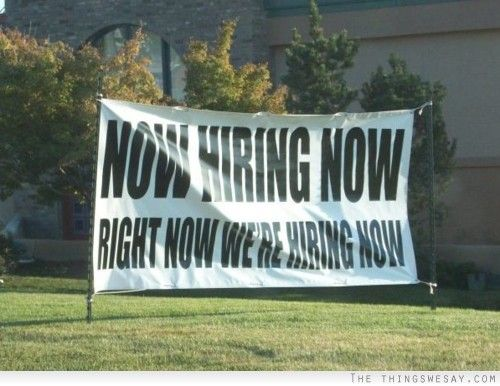 I want to apply, but I'm not sure if they're hiring...