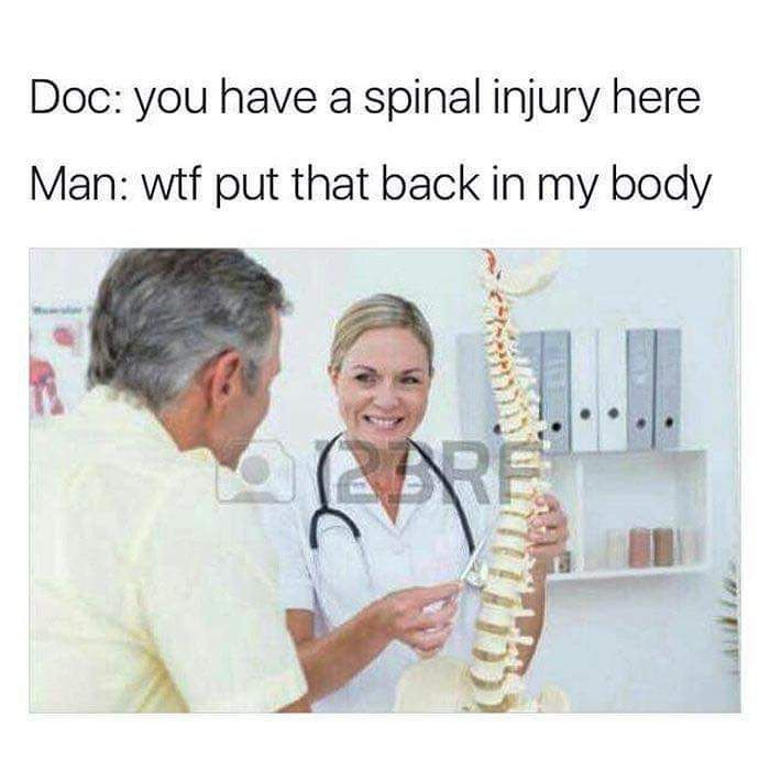 I hate when doctors abuse there patients