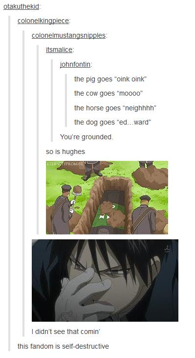 """The dog goes """"ed...ward"""""""
