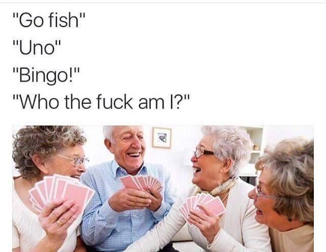 Alzheimer is dope man