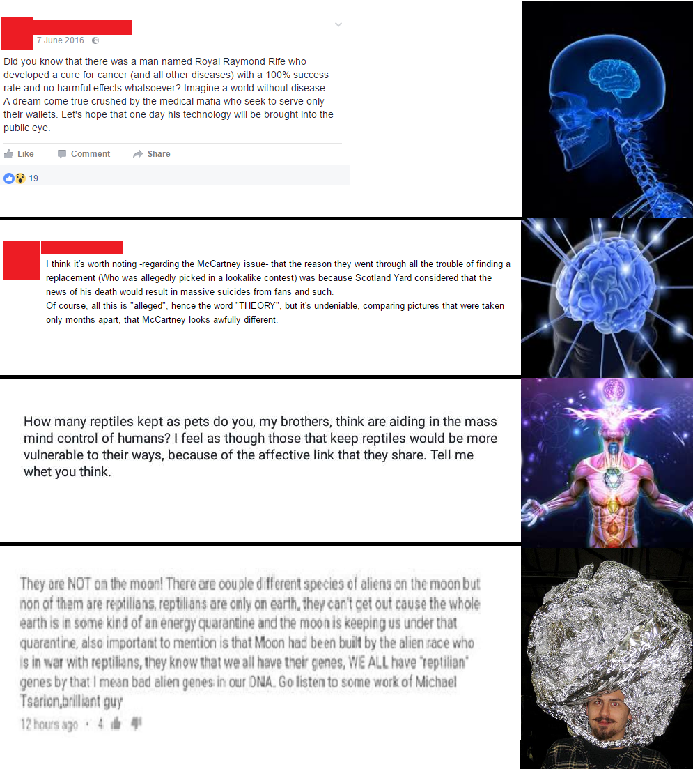 coulnd't decide which one was the most enlightened