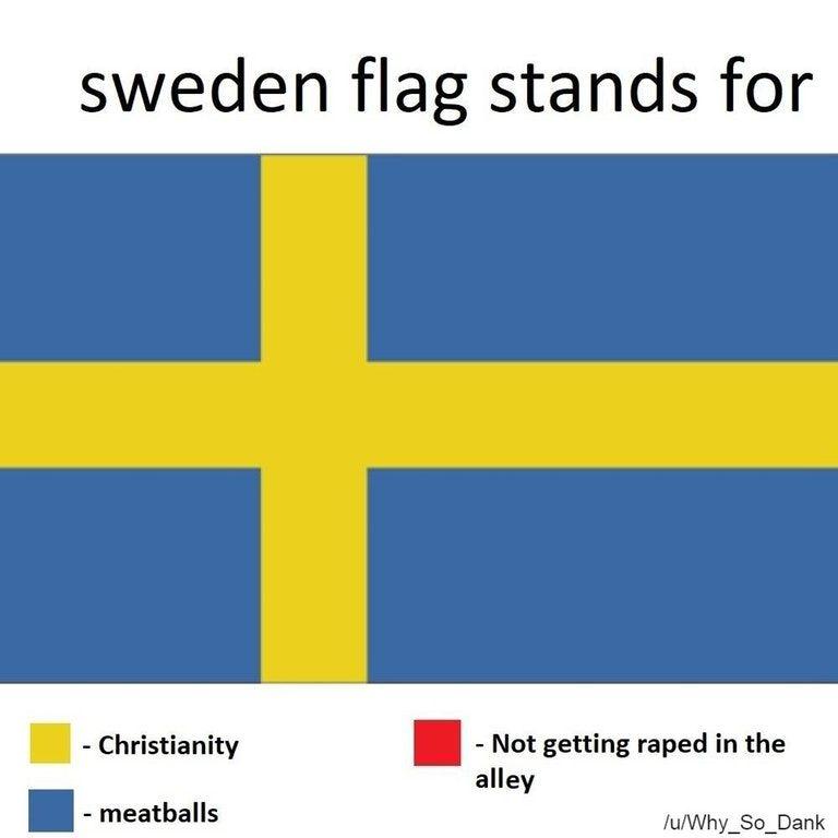 Sweden yaaaassssss