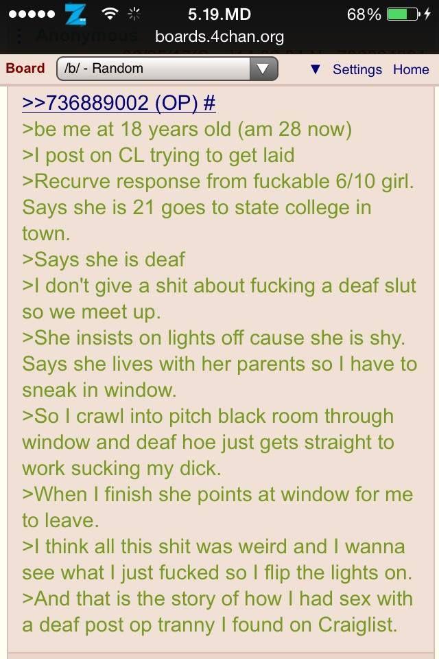 Anon has sex