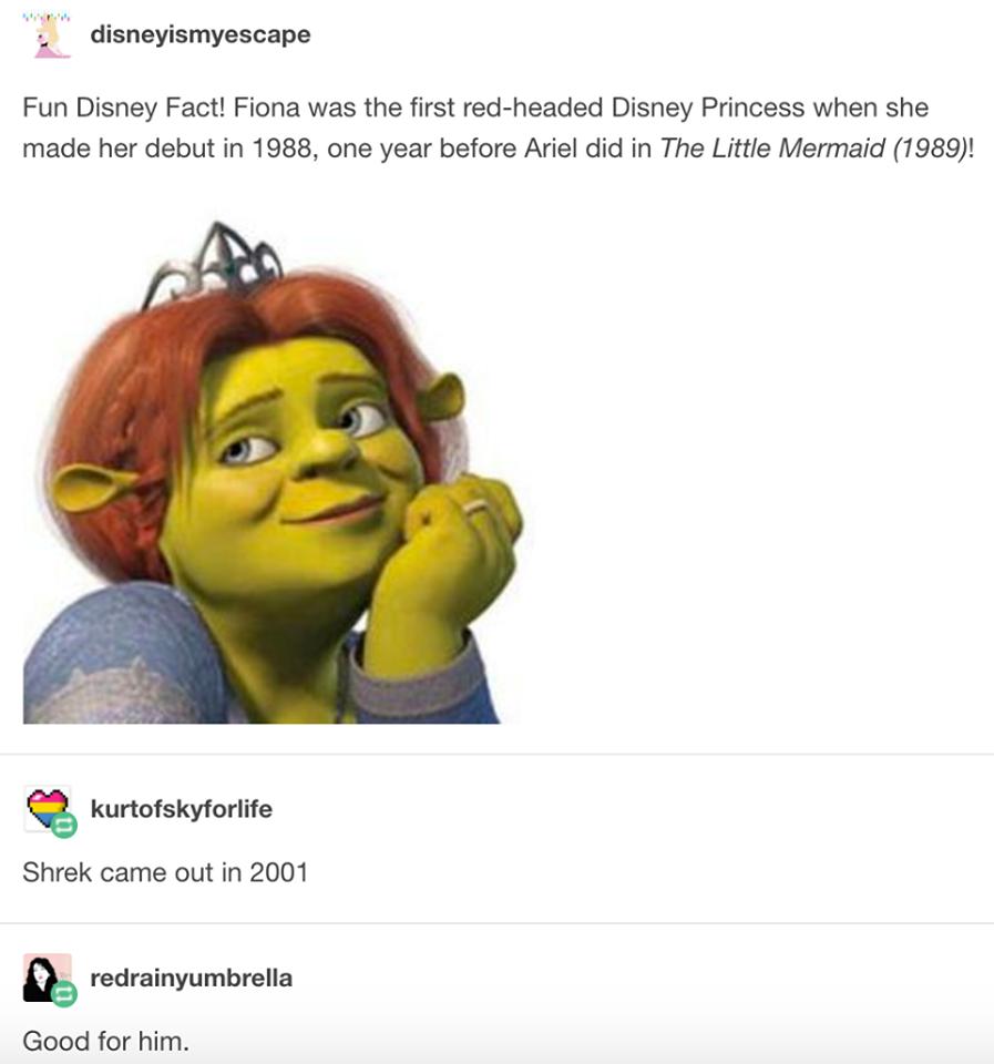 Shrek is love, Shrek is tolerance