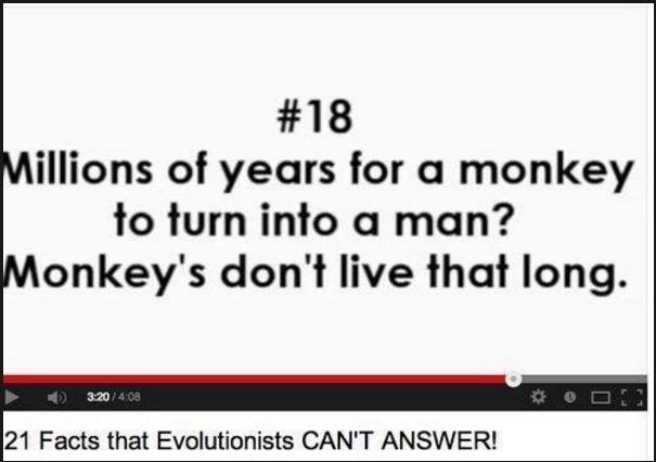 Check mate atheists.
