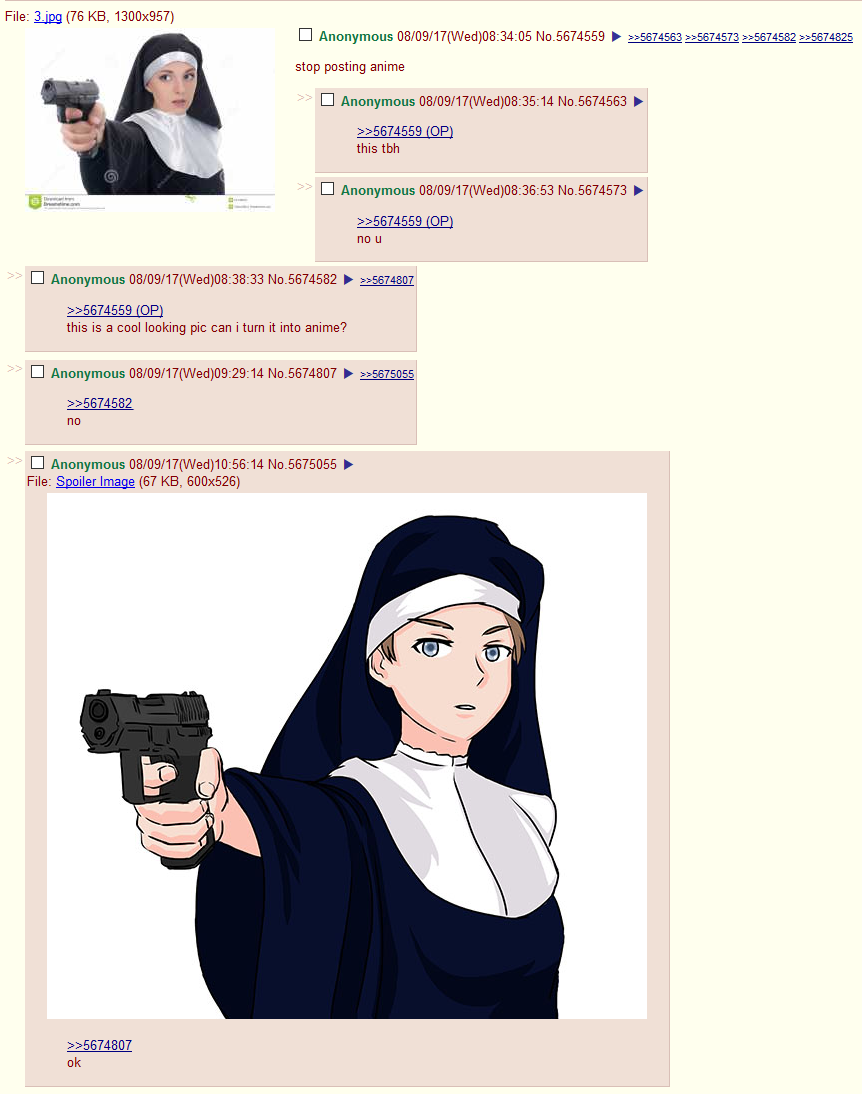 /a/non is angry