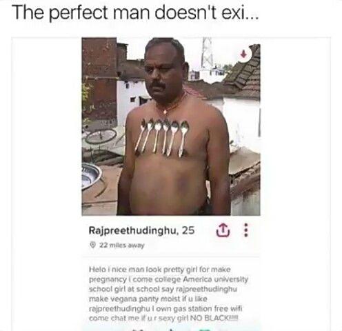 A true gentleman