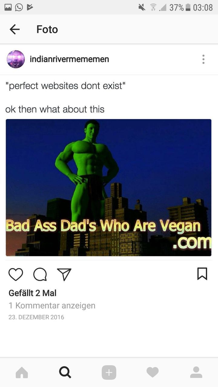 Vegan is the new cool
