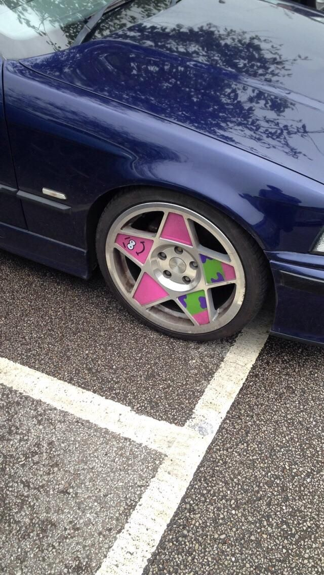 The perfect wheel doesn't exi...
