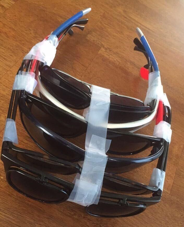 Ready for the eclipse tomorrow!