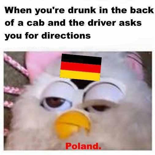 When germans get drunk