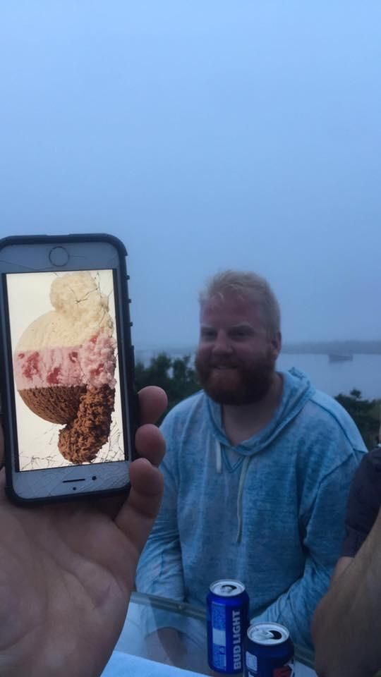 My very white friend got burnt after our first beach day in Nantucket. Then something magical happened.