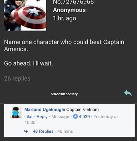 Best Captain