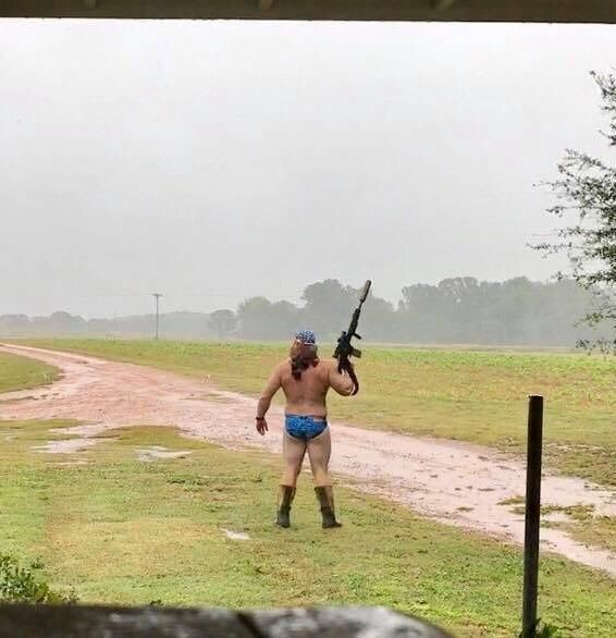 How my family handled Irma.