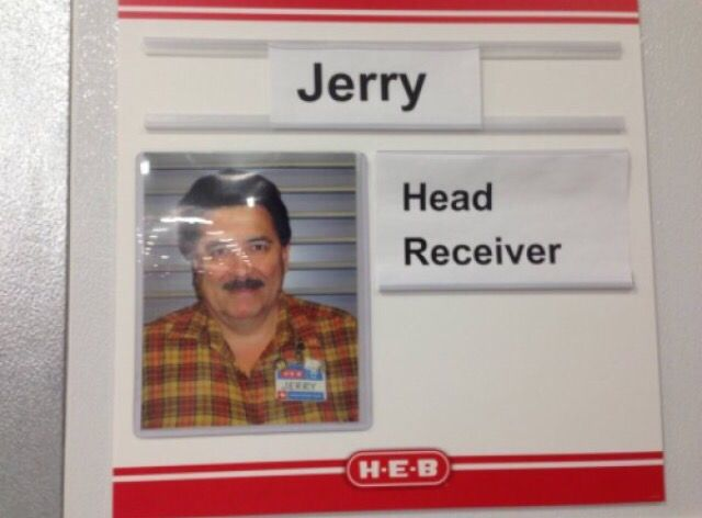 Jerry finally landed his dream job
