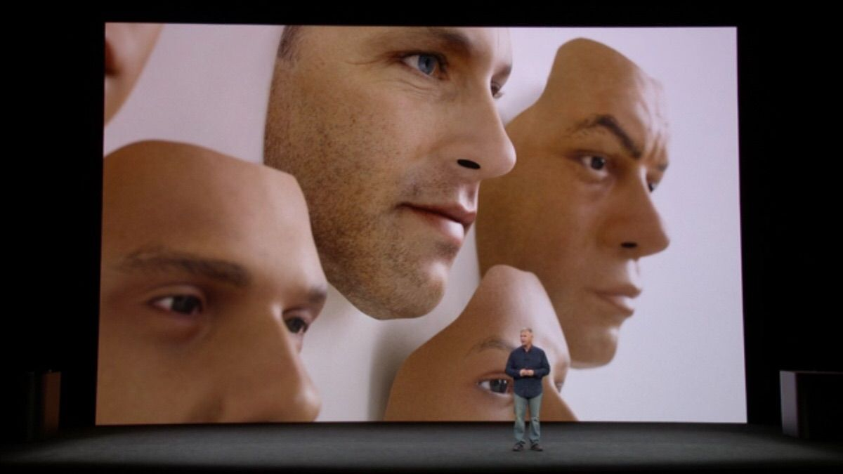 Apple revealed they worship the Many Faced God
