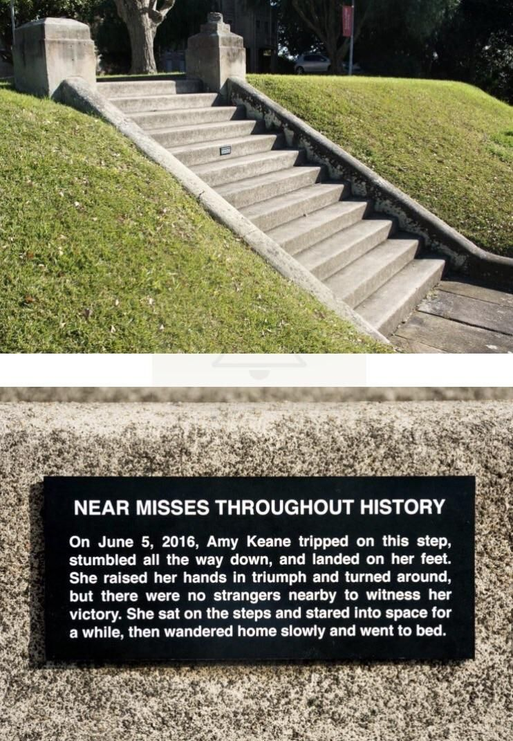 """""""Near Misses Throughout History"""""""