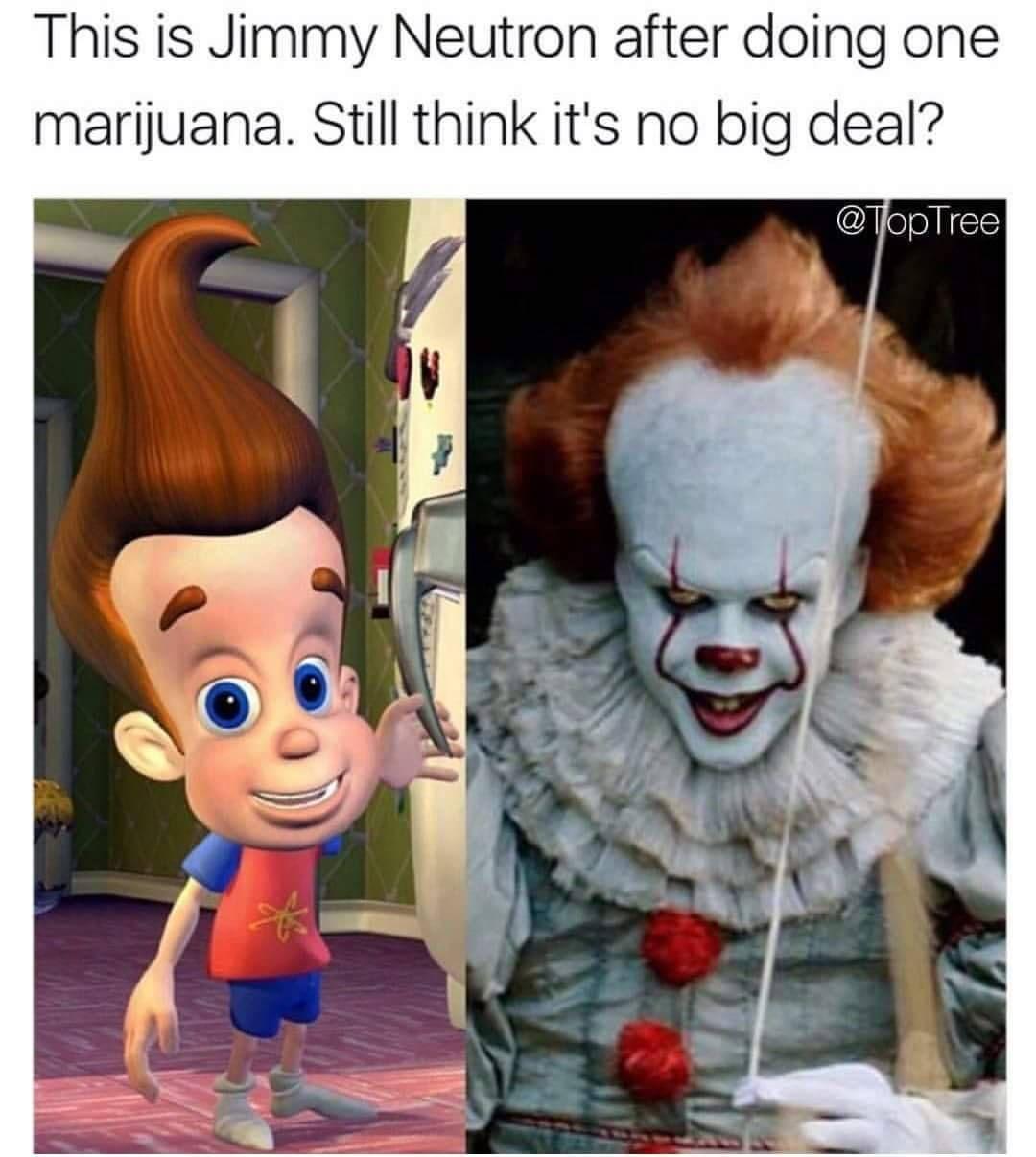 drugs are bad mkay