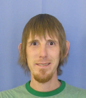 Saw this guy's mugshot from my old home town. If Shaggy from Scooby-Doo was a real person, I would swear it was this dude. Also, he was arrested for drugs...