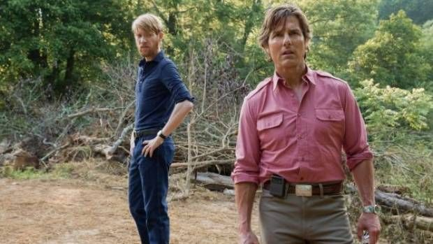 Is it just me, or is Tom Cruise beginning to look like a middle aged lesbian?