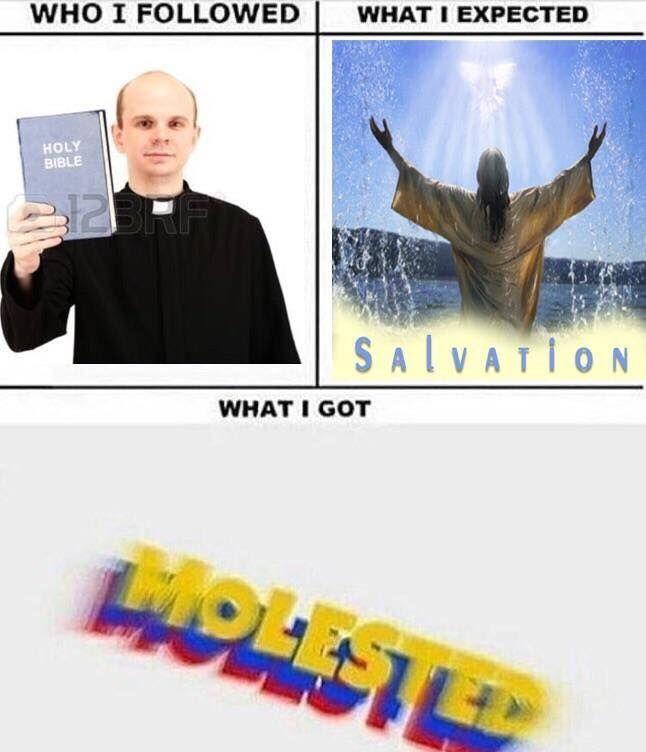 Its gods will
