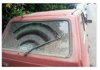 Free wifi for passengers