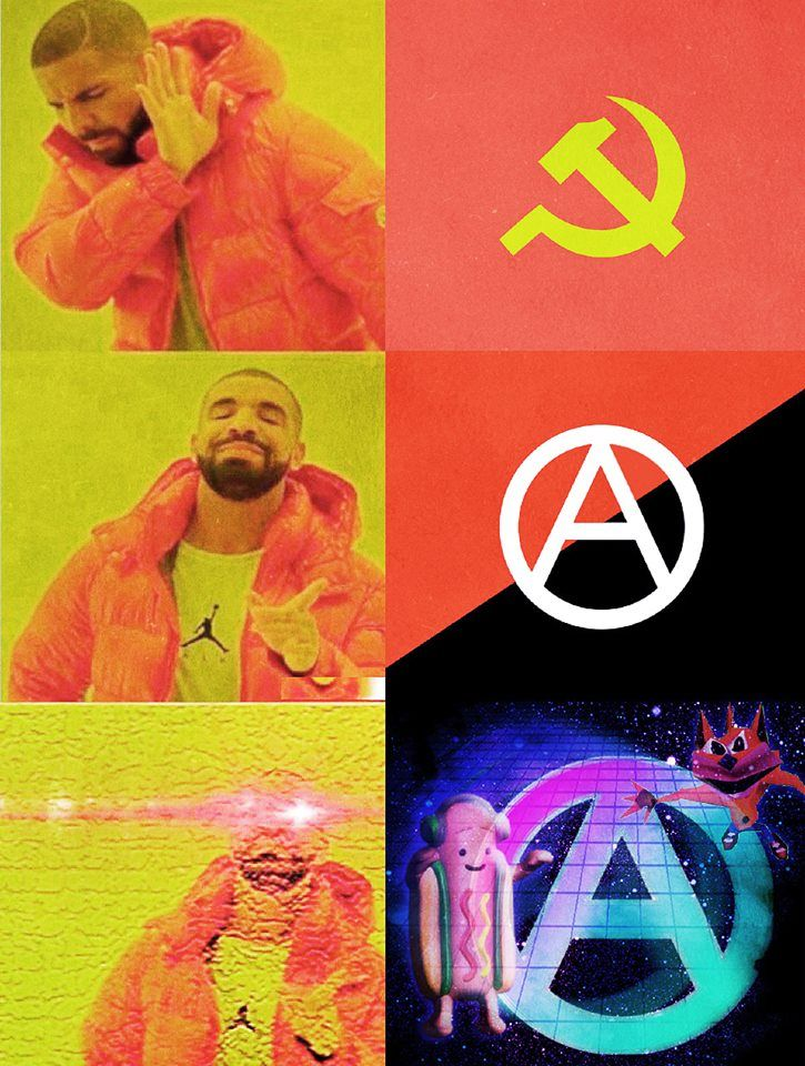 fully automated toxic meme anarchism