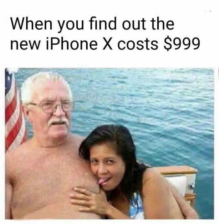 XXX iPhone