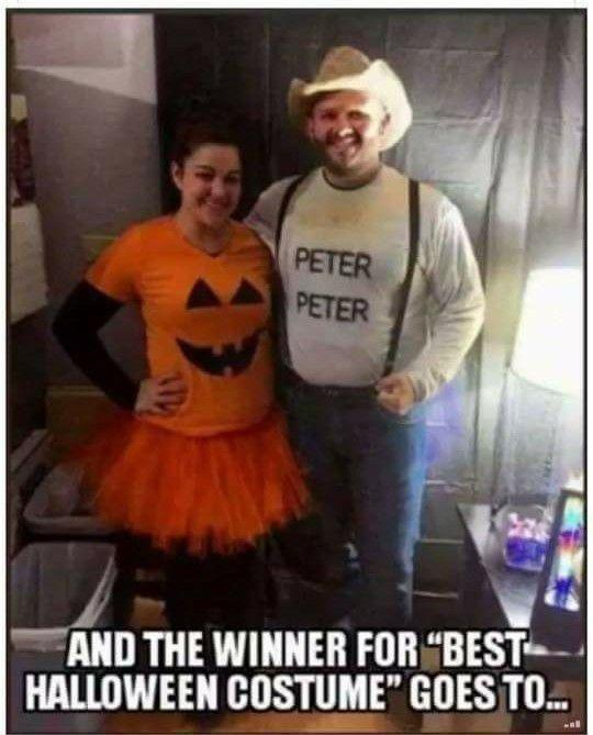 Peter Peter , ....