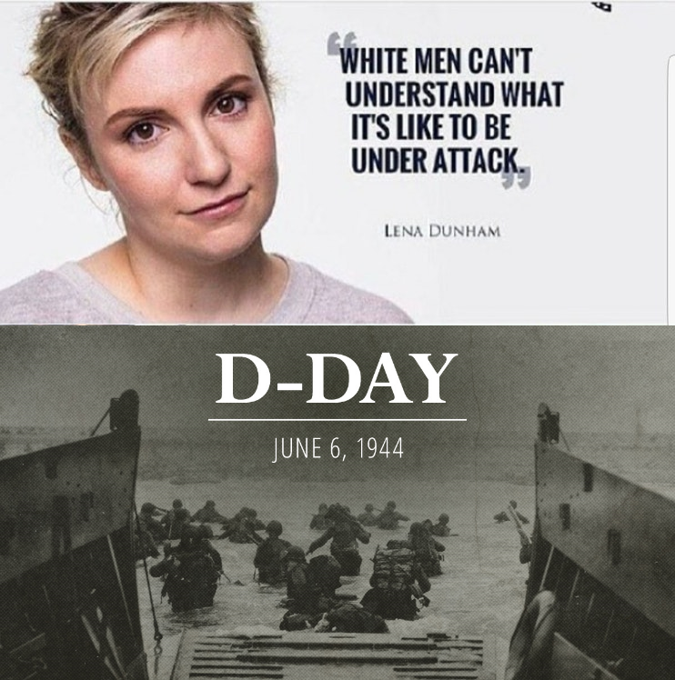 Just male propaganda