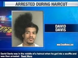 Great style of hair and great timing