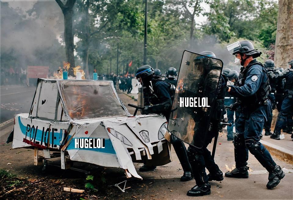Riot !!!