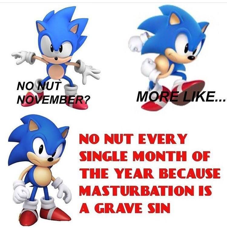 Sonic conveys the word of God