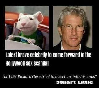 The latest victim of Hollywood