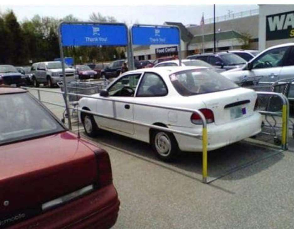 Parking is Hard