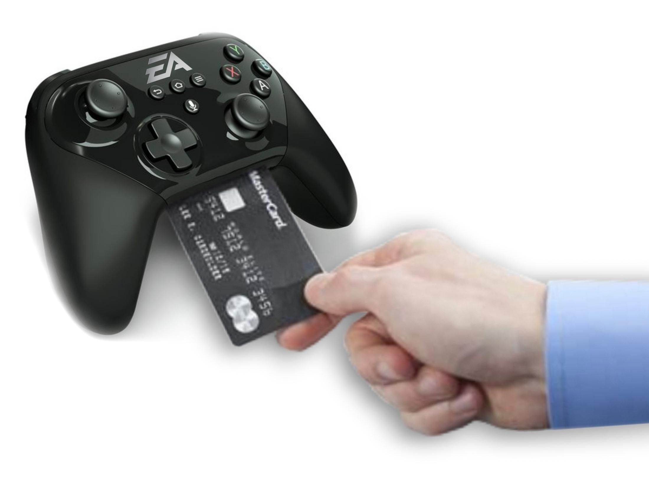 UPDATE. EA announces plans for next gen controller.
