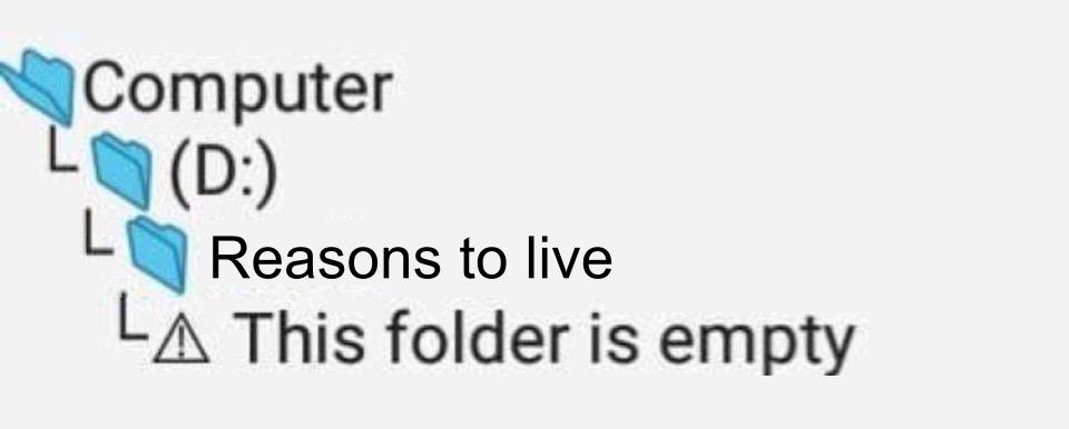 Useless folder