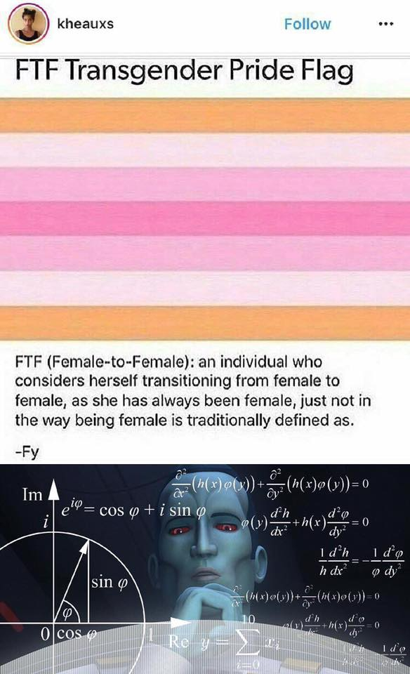 Only the smartest of the smartest can truly understand the pinnacle of humanity that is FTF