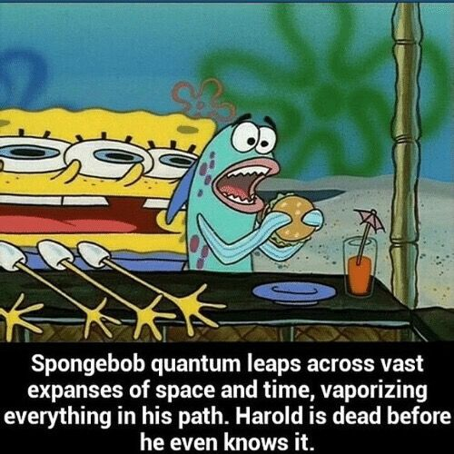 Goodbye Harold