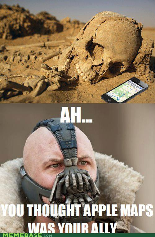 Bane knows it too
