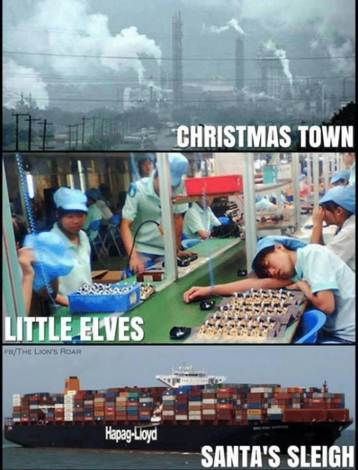 The Modern Christmas Fairytale
