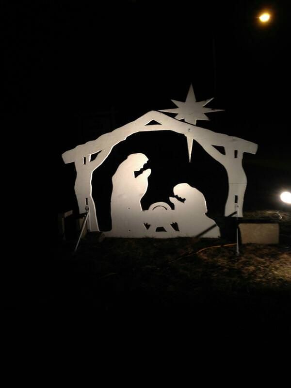 Definitely two T-Rex's fighting over a table saw.