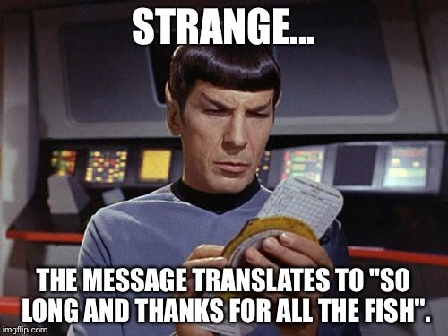 Logical Spock is logical.
