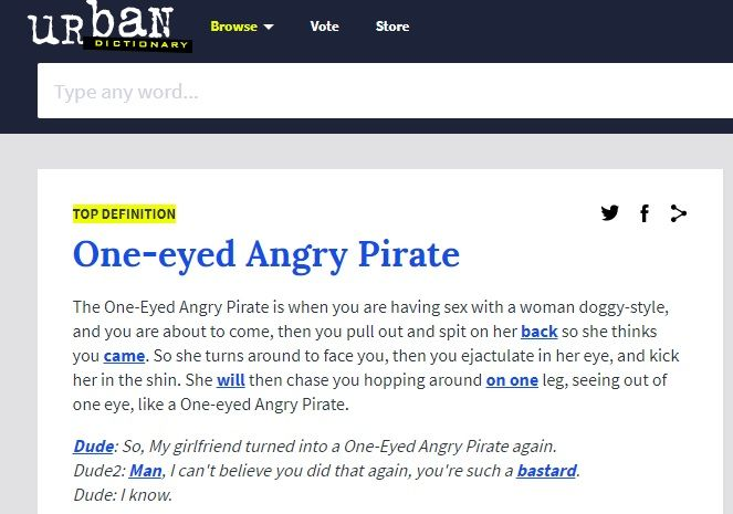I love Urban Dictionary