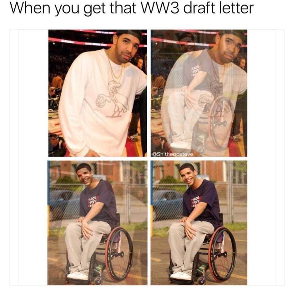 Generic ww3 meme