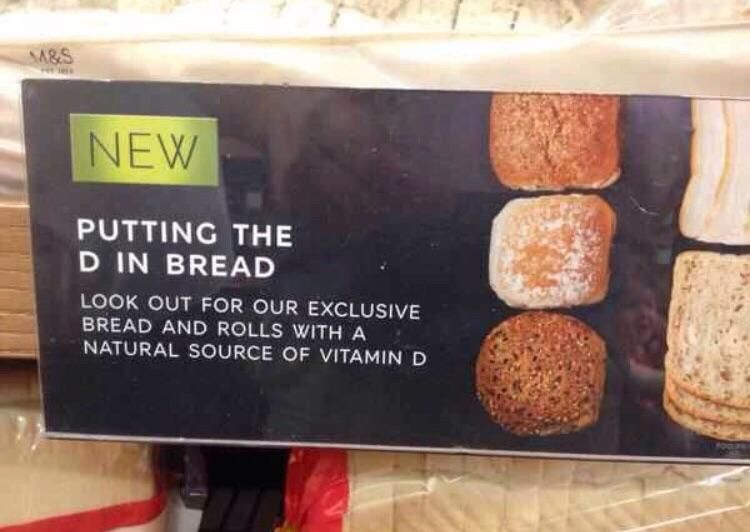 I don't have anything against it ... but I'm just not into bread***ing.