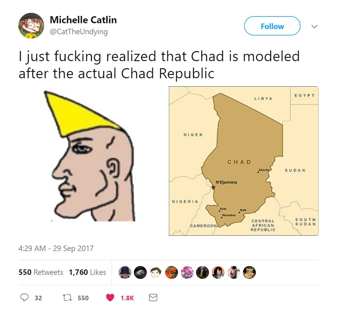Chad Republik