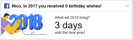 thanks facebook. scrub it in my face. (OC)
