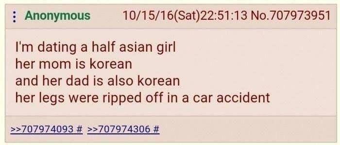 Anon dates a half asian