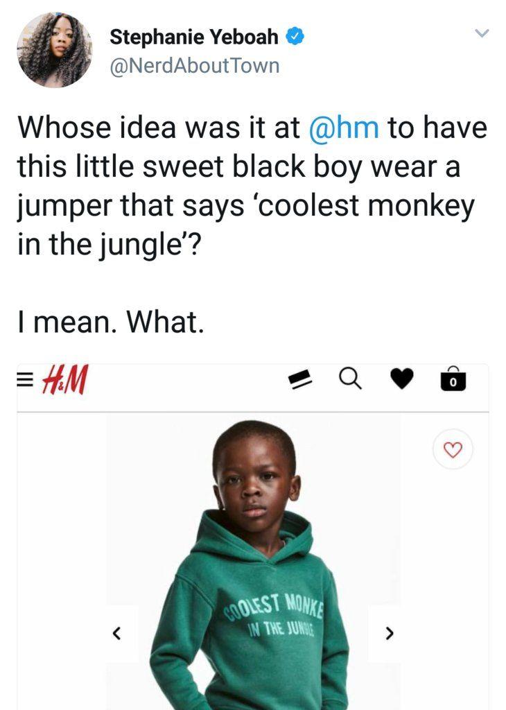 I like H&M